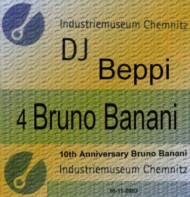 DJ Beppi 4 Bruno Banani